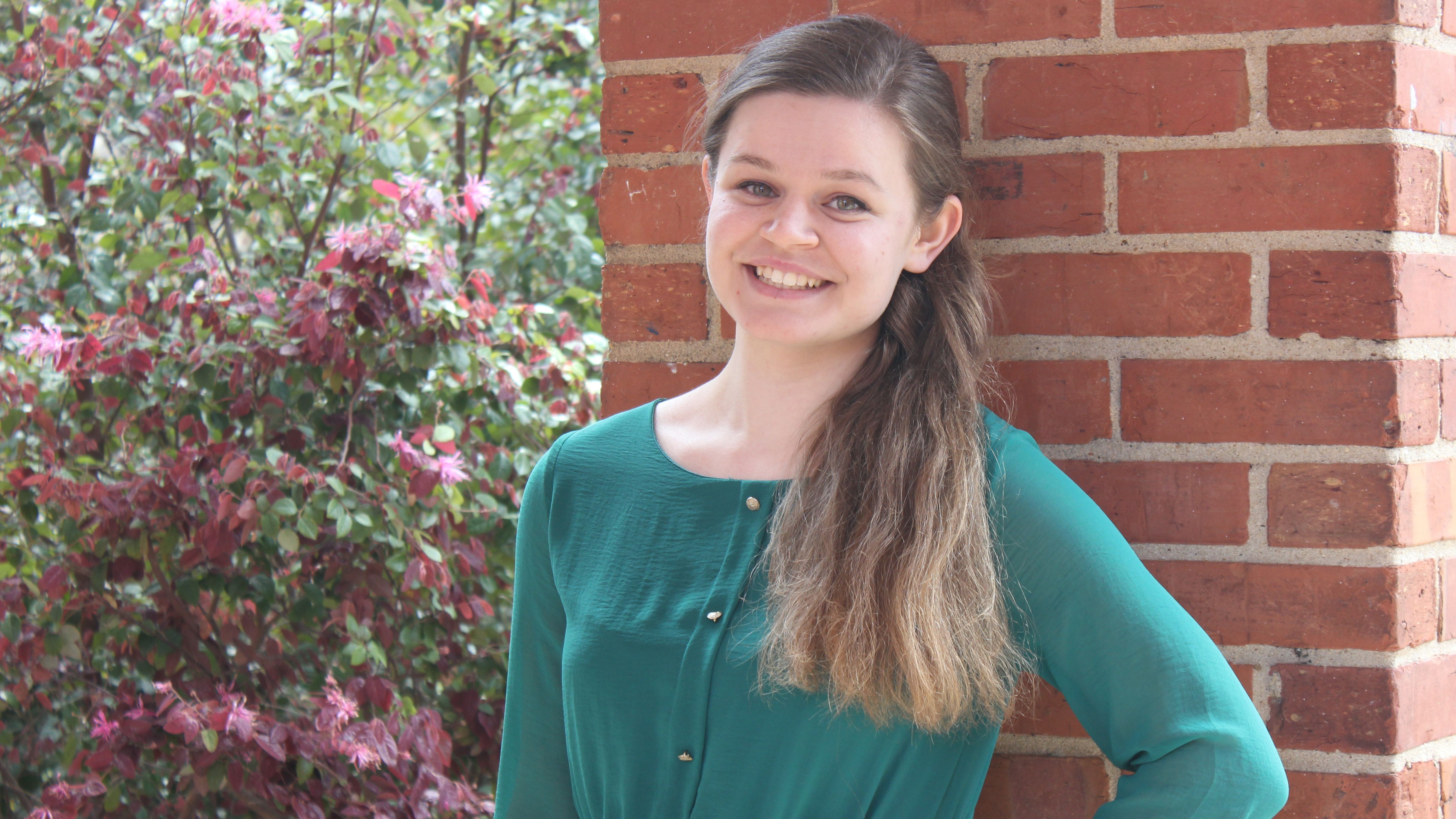Meredith Bain, NC State Udall Scholar