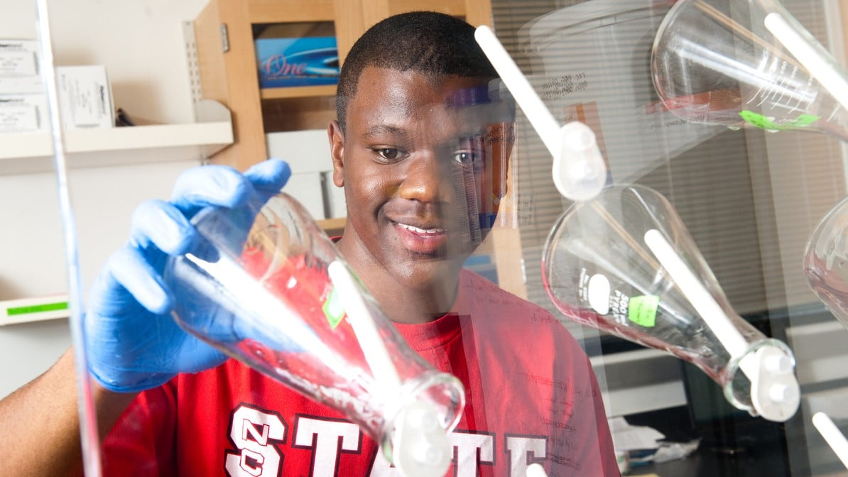 Justin Hills is an NC State University student studying human biology.