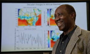 Dr. Fred Semazzi leads an international initiative in East Africa that pairs climate science with economic-development planning.