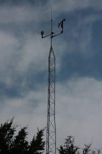 Bald Head Island weather station