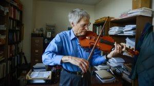 Steve Reynolds violin