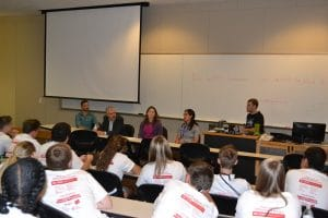 BASF career panel presentation