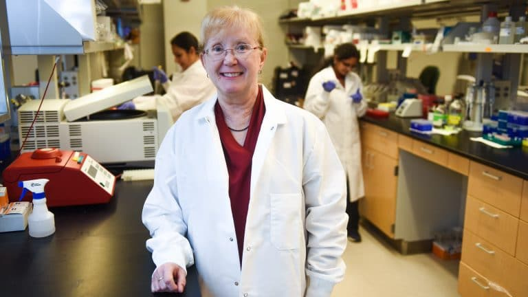 Trudy Mackay, Department of Biological Sciences