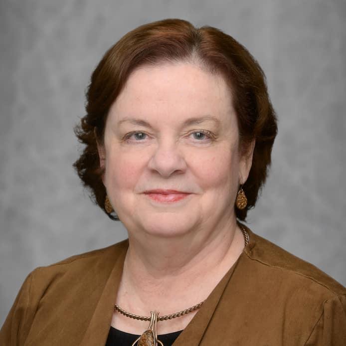 Dean M. Christine McGahan