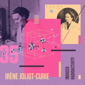 Irene Joilot-Curie print