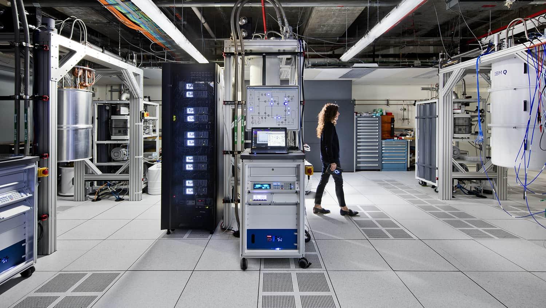 IBM quantum computing at NC State