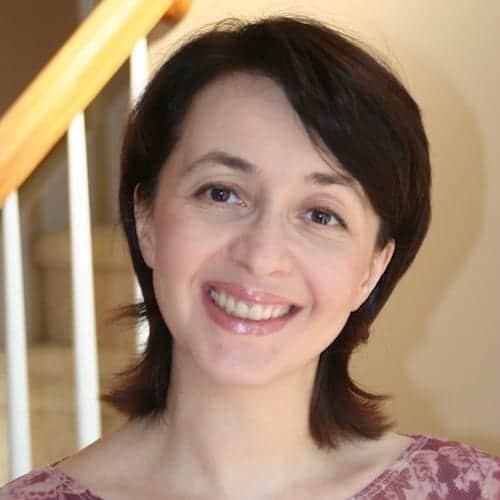 Portrait of Alina Chertock