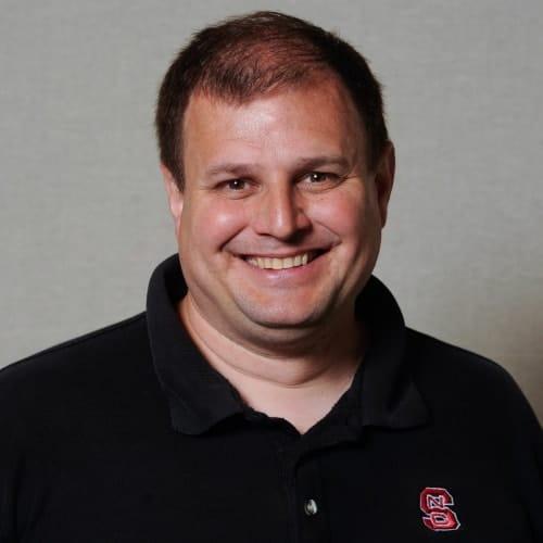 Portrait of Paul Huffman