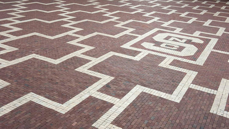 Block S on the NC State Brickyard