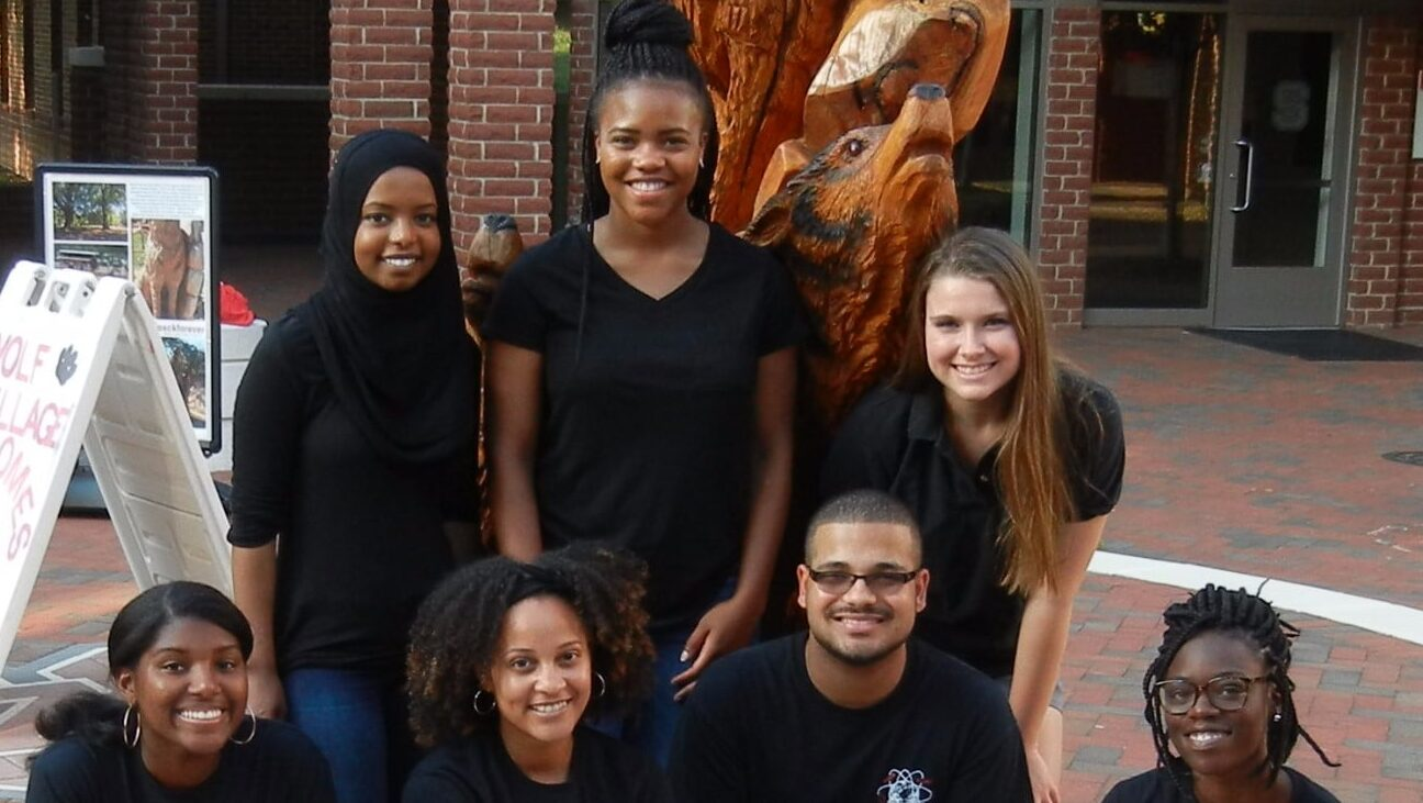 Society for Multicultural Scientists Students