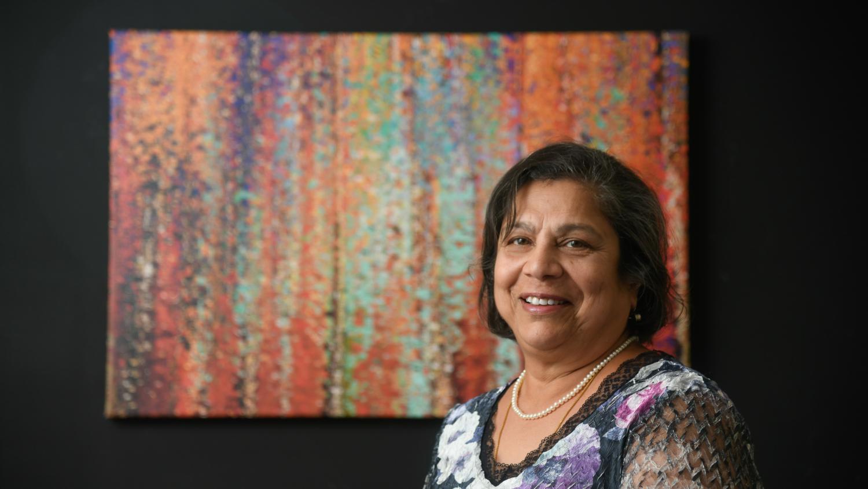 Sciences donor Ragini Murarka